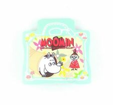 MOOMIN STICKY NOTEPAD 50 SHEETS /MEMO PAD/CUTE PAPER/SMALL NOTE/DIE-CUT #E