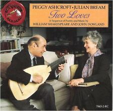 Julian Bream : Two Loves CD (1990)