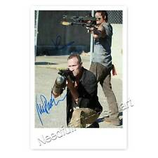 Michael Rooker & Norman Reedus aus The Walking Dead - Autogrammfoto 