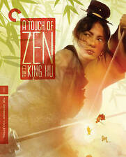 Criterion Blu-Ray. A TOUCH OF ZEN. King Hu. New in shrinkwrap