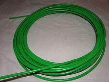 Bowdenzug Außenhülle Grün  Bremse und Schaltung Außenhülle Teflon 5  m Rolle
