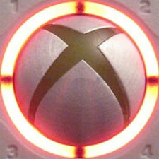 8 x XBOX 360 Controller LED Mod - BUY 2 GET1 FREE- Ring Of Light ROL Bright Red
