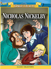 Charles Dickens - Nicholas Nickleby - Classic Collections - DVD Liberation Kids