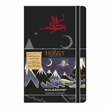 Moleskine the Hobbit Limited Edition Hard Ruled Large Notebook ... 9788867320790