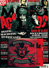 Mojo, Issue 199 (June 2010) inc. CD - AC/DC cover - used magazine