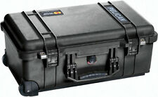 New Genuine Black Pelican 1510 NF empty Case includes FREE engraved nameplate