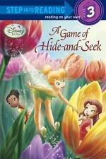 A Game of Hide-and-Seek (Disney Fairies) (Step into Reading)