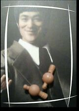 1/6 Hot Toys Bruce Lee MIS11 Set (2) Pegs US Seller