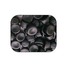 Soft Black Licorice Drops  - Dutch Candy by Gustaf - 6.6 lbs wholesale pack