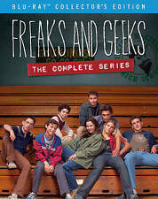 Freaks and Geeks - The Complete Series (Blu-ray Disc, 2016, 9-Disc Set, Collecto