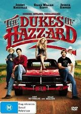 Dukes Of Hazzard (DVD, 2006) Region 4 Action DVD Rated M in Very Good Condition