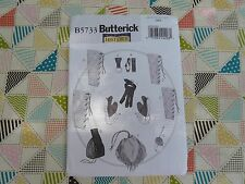 Butterick 5733 Men's Making History reenactment  gloves bracers SEWING PATTERN