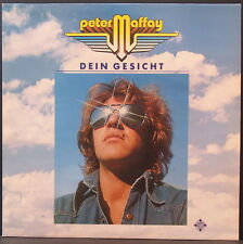 PETER MAFFAY - DEIN GESICHT '77 TELEFUNKEN GERMAN POP ROCK EX++ COND