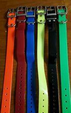 Tri tronics dog collar 1 inch g3 g2 exp add  new strap