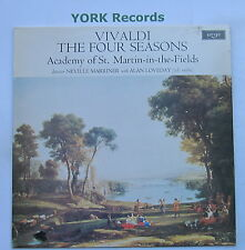 ZRG 654 - VIVALDI - The Four Seasons MARRINER AoSMITF - Excellent Con LP Record