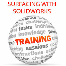 Pavimento con SolidWorks-Video Tutorial DVD de entrenamiento