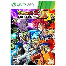 Dragon Ball Z: Battle of Z USED SEALED (Xbox 360) **FREE SHIPPING!!