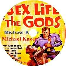 Sex Life of the Gods Mystery Romance Audiobook by Michael Kneer on 1 MP3 CD