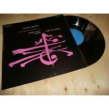 NOEL LEE / CLAUDE DEBUSSY l'oeuvre de piano 1 - prélude - masques VALOIS Lp 1960