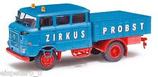 BUSCH 95110, ESPEWE: W50L BTP Circus Panda, H0 Vehicle Model 1:87