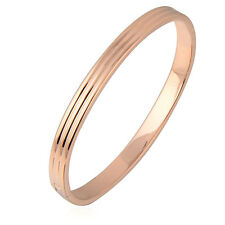 Womens Gold Filled Cuff Bracelets Elegant Europe Gold Bangle Bracelet For Girl