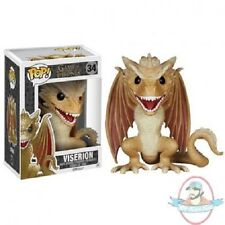 Game of Thrones Viserion Dragon 6-Inch Pop! Vinyl Figure Funko