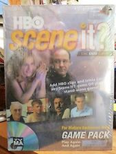 Scene It? HBO Edition (Super Game Pack)  (DVD / HD Video Game, 2005)