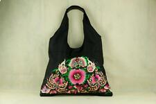 Genuine Embroidered Vintage Tribal BOHO hand bag, tote bag, shoulder bag