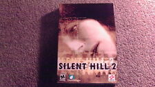 SILENT HILL 2 game (still factory sealed) PC CD