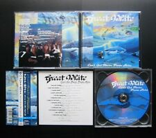 GREAT WHITE Can't Get There From Here +1 1999 JAPAN 1ST CD OBI OOP Jack Russell