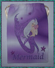Mermaid Tarot card bag, ideal for most fairy, angel & Wicca tarot cards