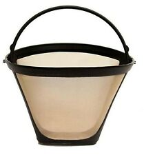 Medelco #4 Cone Shape Permanent Coffee Filter