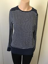 Women's TOMMY HILFIGER Sport Active Stretchy Long Sleeve Top Size M $49