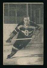 1952-53 St Lawrence Sales (QSHL) #68 BILL RICHARDSON (Ottawa) -Canadiens