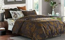 M260 Reversible Super King Size Bed Duvet/Doona/Quilt Cover Set New