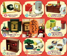 RE-MENT Grandparents' House complete set Mini Sample Series Japanese