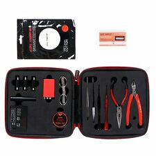 Coil Master 100% Authentic DIY KIT Tool SET V2 with Latest Coil Jig V3 Ohm Meter