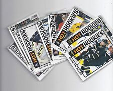 12-13 2012-13 SCORE HOT ROOKIES -  FINISH YOUR SET - LOW SHIPPING RATE