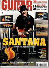 "GUITAR PART #199 ""Santana,S.R.Vaughan,Slipknot,Murderdolls,Stone Sour,Linkin Par"