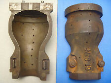 Cast Iron Foundry Mold for Glass Obsolete Incandescent Light Bulb  USA