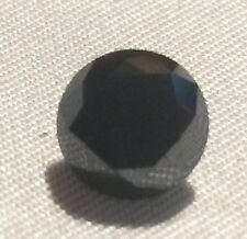 2.05ct Natural Black Diamond Fancy New Round Loose Jewelry