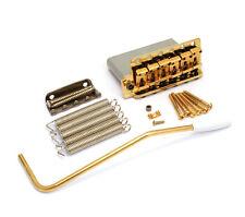 LEFTY Fender American Vintage Stratocaster Strat GOLD Tremolo 099-2049-202