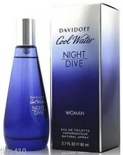jlim410: Davidoff Cool Water Night Dive for Women, 80ml EDT cod ncr/paypal