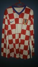 Kroatien Hrvatska Croatia Shirt Trikot Spielertrikot Rohling, neu XXL, 69