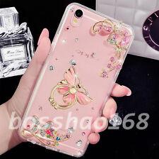 DIY Glitter Luxury Bling Diamonds Soft TPU Gel back Case skin Cover for Lenovo 3