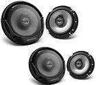 "4 X KENWOOD KFC-1665S 6.5"" 300 Watts 2-Way Car Audio Speakers 6-1/2"" (2 PAIRS)"