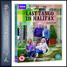 LAST TANGO IN HALIFAX - COMPLETE SERIES 3  **BRAND NEW DVD***