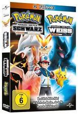Pokemon - Der Film: Schwarz & Weiss - 2 DVDs - NEU - OVP Pokémon