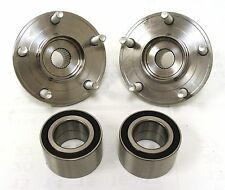 Wheel and Hub Bearing Assembly Set FRONT 831-74002 Ford Escape 01-11