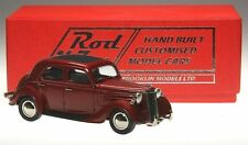 "Brooklin ROD 17, 1948 Ford Pilot Custom Car ""Hot Rod"", red metallic, 1/43"